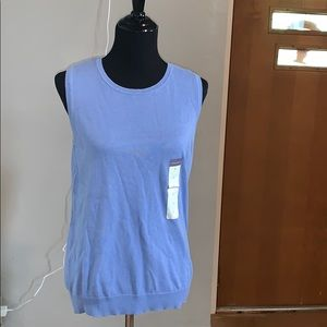 Laura Scott sweater vest size large
